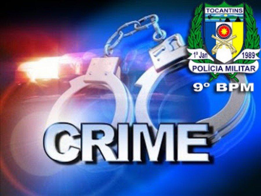Motociclista embriagado foi detido pela PM por direção perigosa na Nova Araguatins