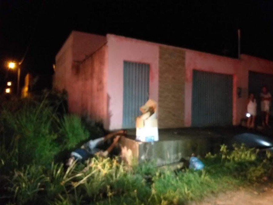 Pedro de Alcântara Silva Moraes foi surpreendido com os tiros no momento em que chegou em casa