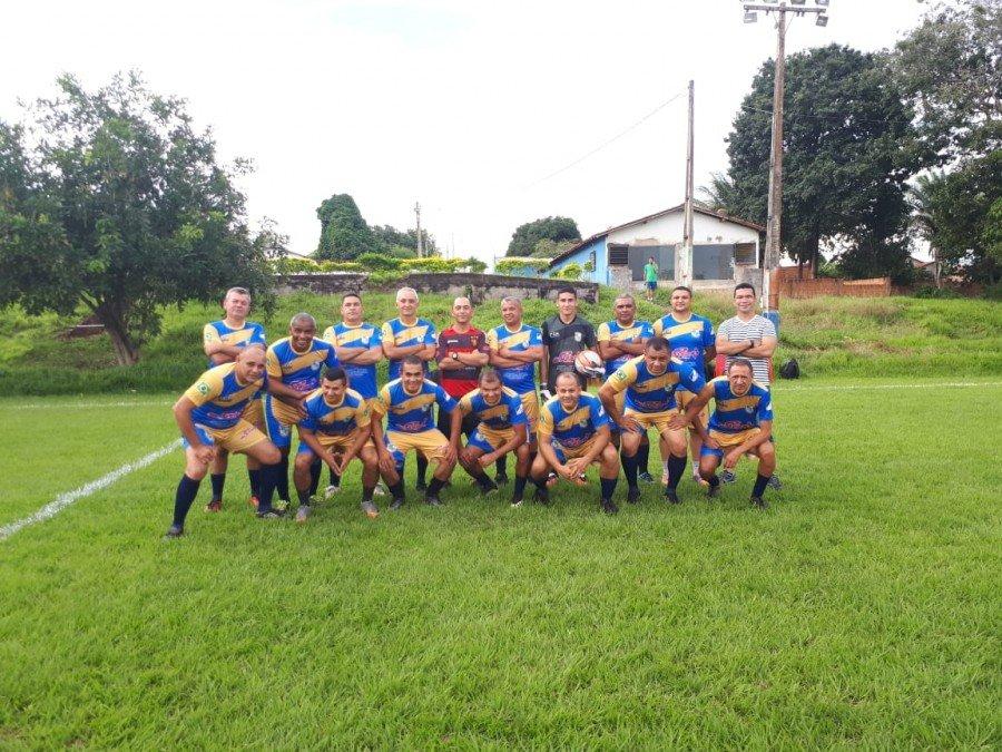 Equipe do 9º BPM em Araguatins