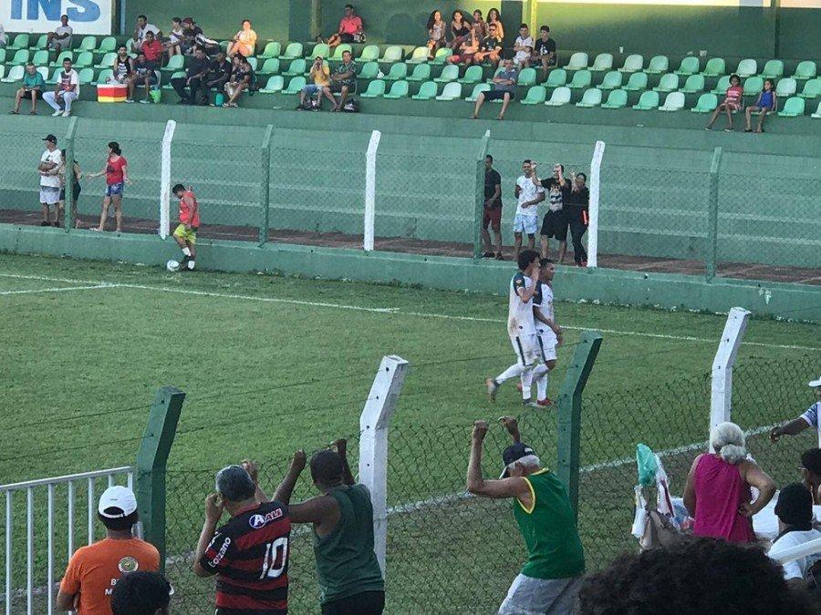 Tocantinópolis e Arsenal empataram em 3x3 na oitava rodada do Tocantinense (Foto: Roberlan Cokin/Divulgação)