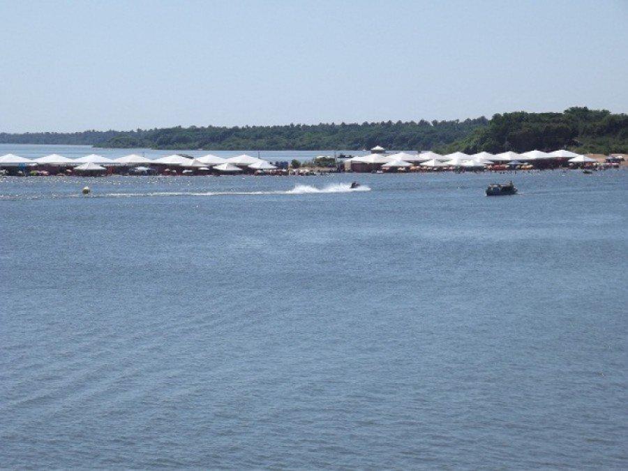 Governo do Tocantins implantou licenciamento ambiental on-line para praias temporárias no Simplifica Verde