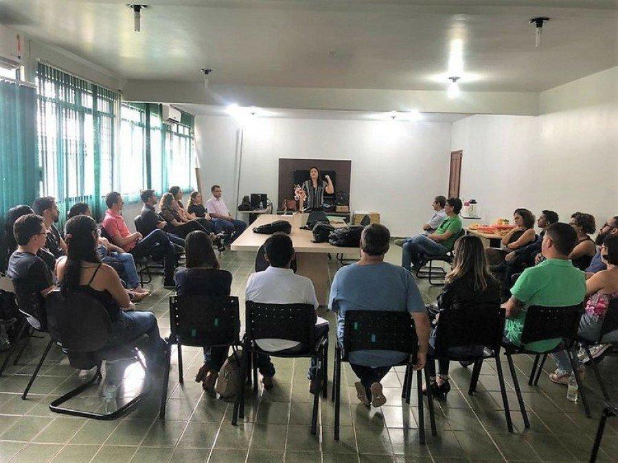 Evento é realizado na unidade de Araguatins