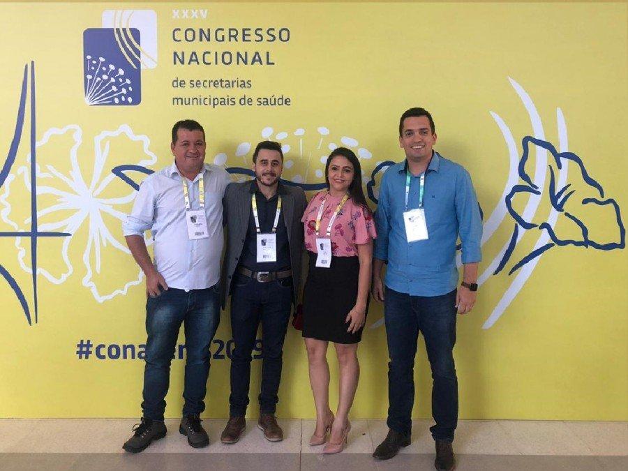 Secretaria de Saúde de Gurupi apresenta projeto sobre o combate de zoonoses durante Mostra em Brasília