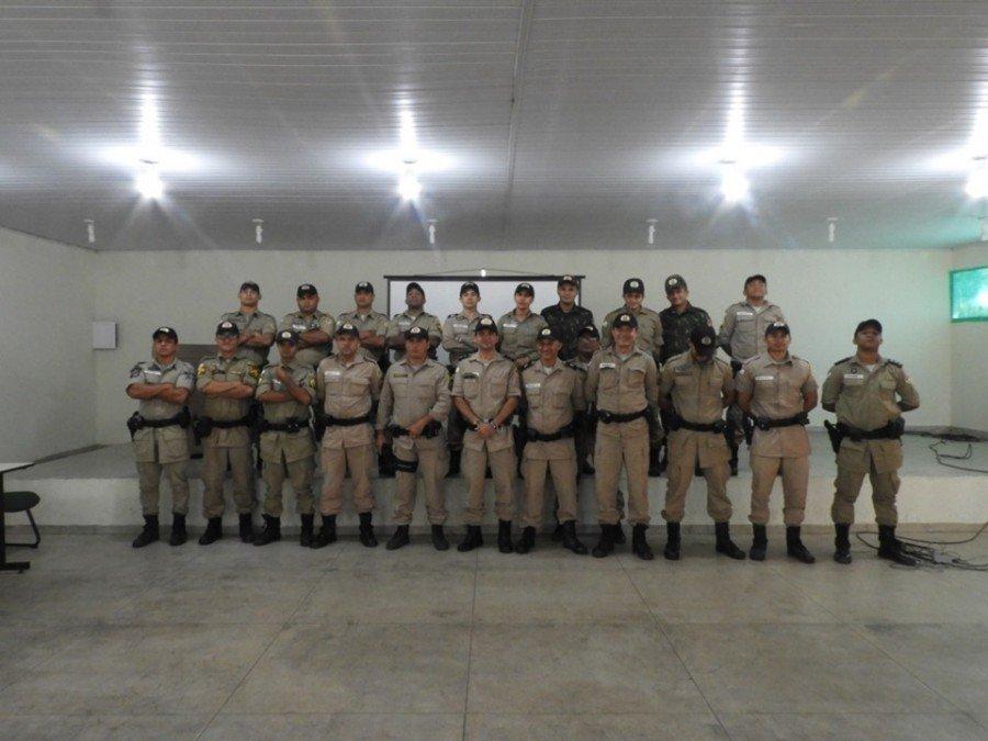 Todo o efetivo da 5ª CIPM que tem sua sede em Tocantinópolis foram capacitados com a nova ferramenta