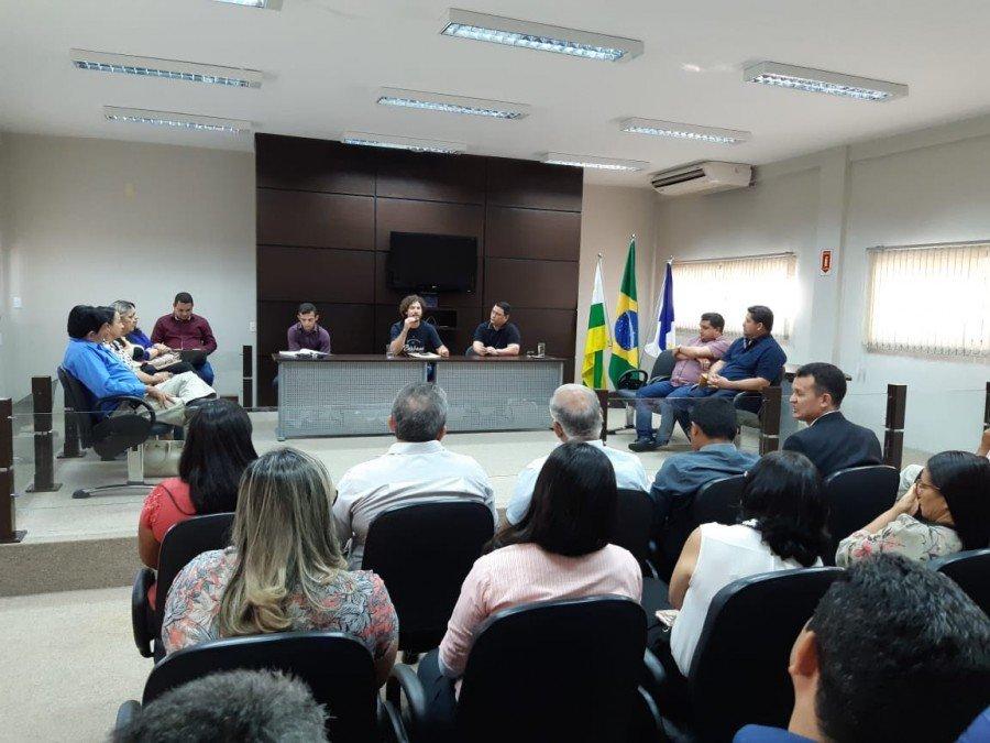 Corregedoria Geral da Justiça e prefeitos encaminham acordo para viabilizar regularização fundiária urbana em 10 municípios do Bico do Papagaio