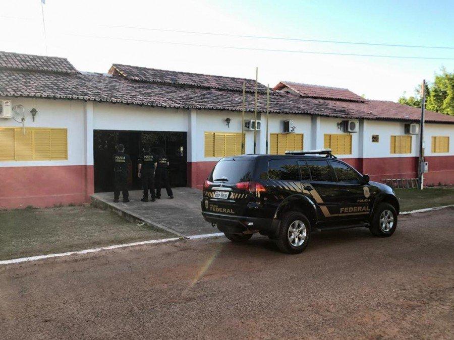PF deflagrou Operação O MECANISMO para fortalecer provas constantes em Inquérito Policial que apura crime de corrupção, peculato e organização criminosa
