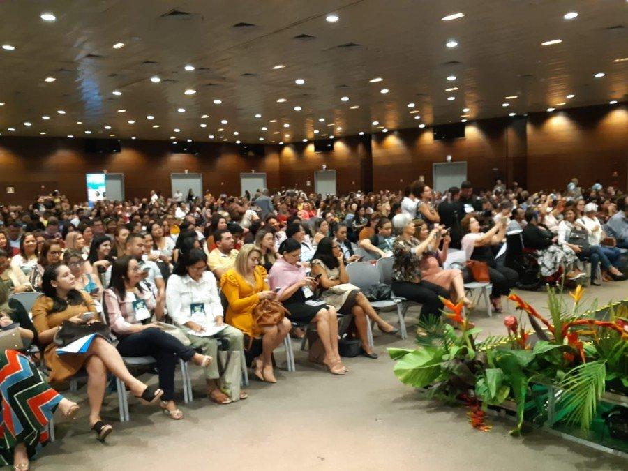 """O evento tem como tema """"Os desafios da proteção socioassistencial em contexto de restrição fiscal"""""""
