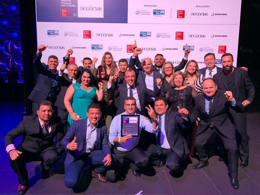 Energisa Tocantins é a 1ª empresa do estado a entrar no ranking das 150 melhores do país da Great Place to Work