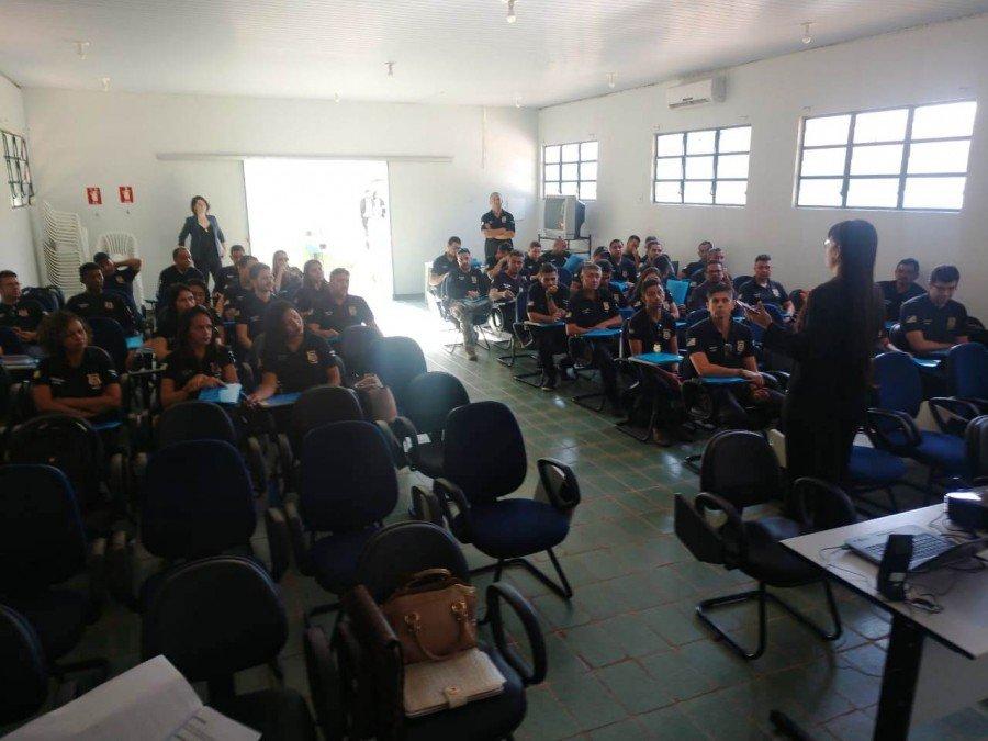 Edição 2019 da Academia Itinerante da Secretaria de Segurança Pública teve início nesta segunda-feira em Araguatins
