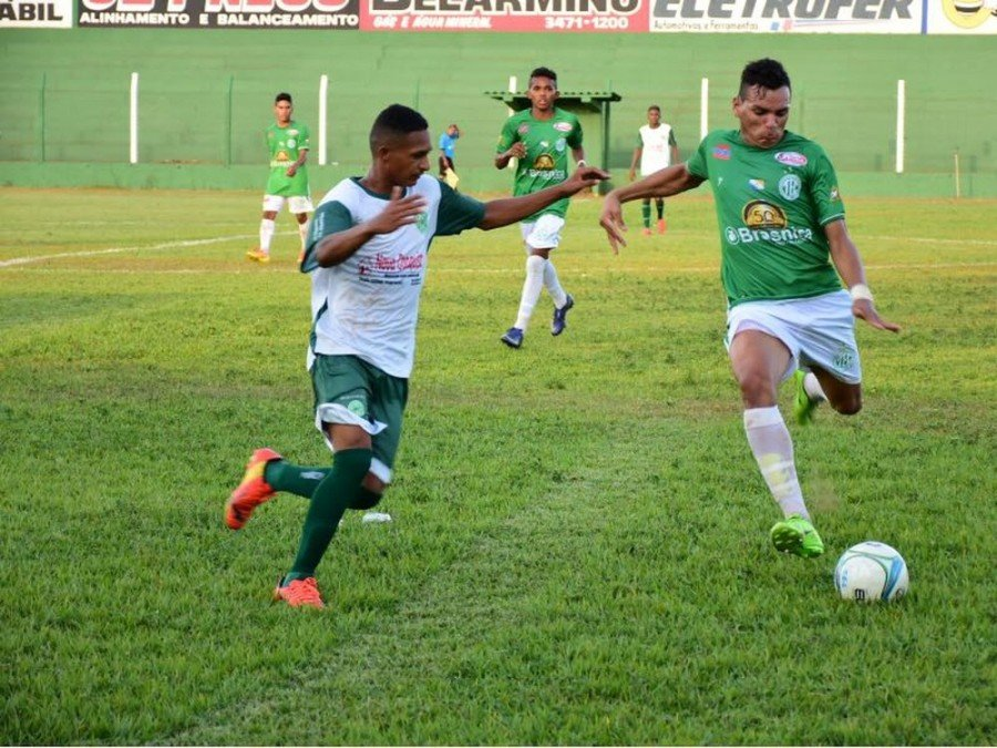 Jogo será neste sábado às 15:30, no estádio Ribeirão, em Tocantinópolis