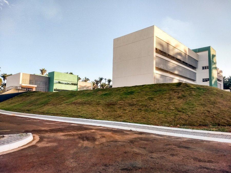 Câmpus da UFT de Tocantinópolis (Foto: Divulgação)