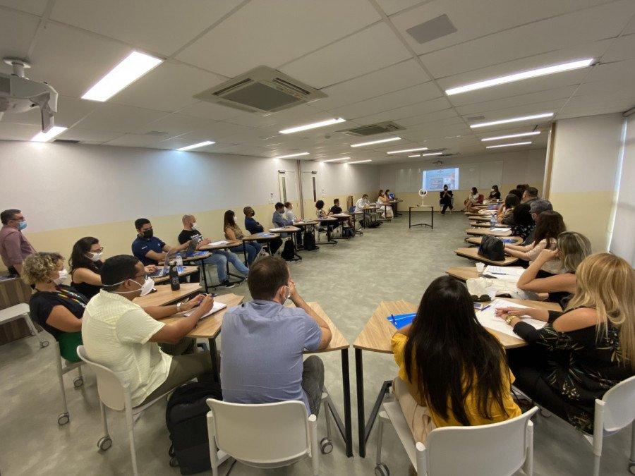 Sebrae Tocantins participa de Encontro da Rede de Turismo do Sistema Sebrae (Foto: Divulgação/Sebrae)