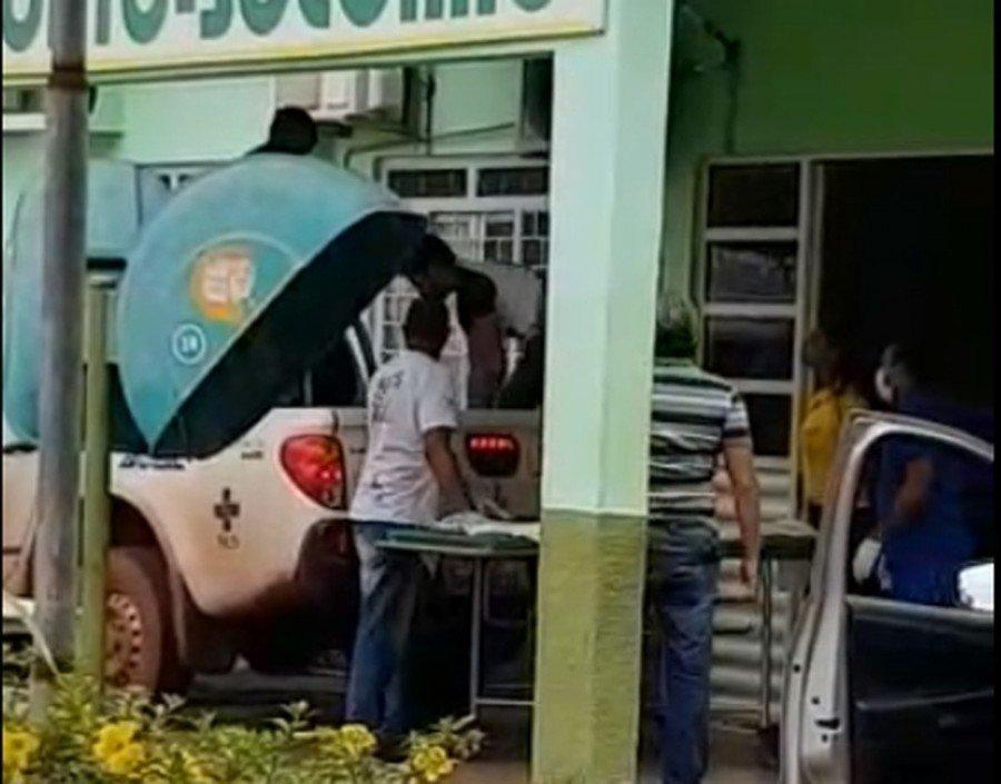 Suspeito chegou a ser levado ao Hospital Municipal de Araguatins, mas não resistiu aos ferimentos