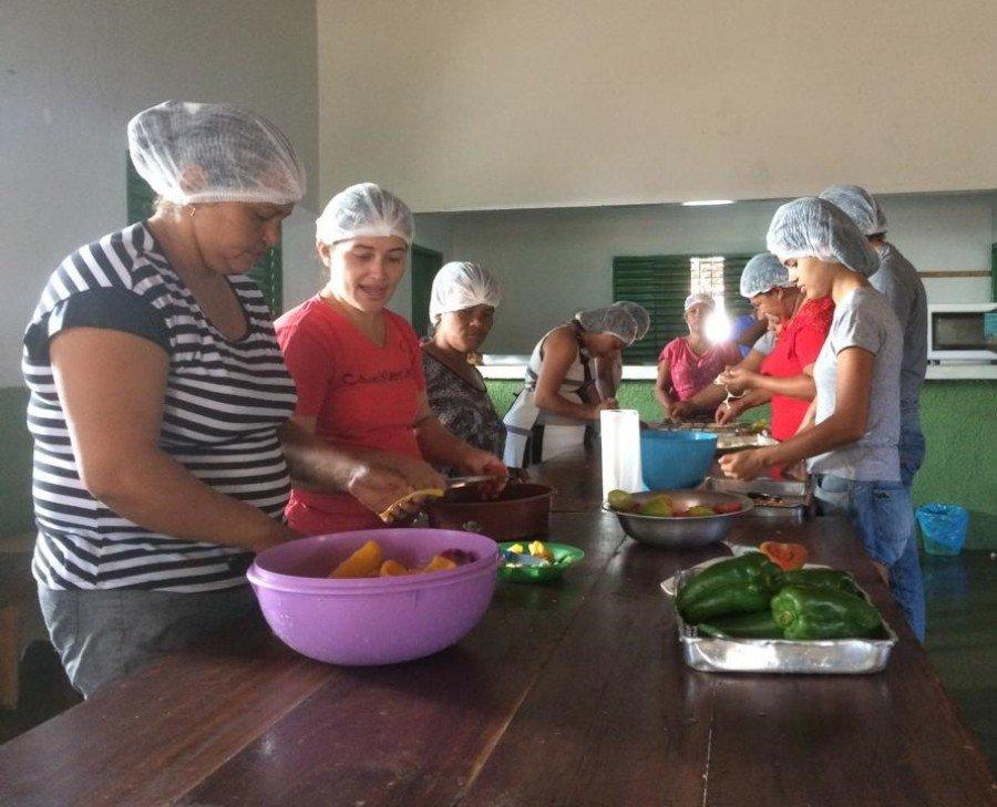 Setas realizará cursos de inclusão produtiva em municípios do Bico do Papagaio (Foto: Ascom)
