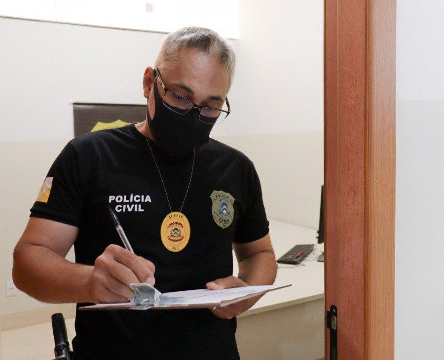 Durante as investigações, os integrantes foram presos em Araguaína e São Geraldo do Araguaia-PA (Foto: SSP-TO)