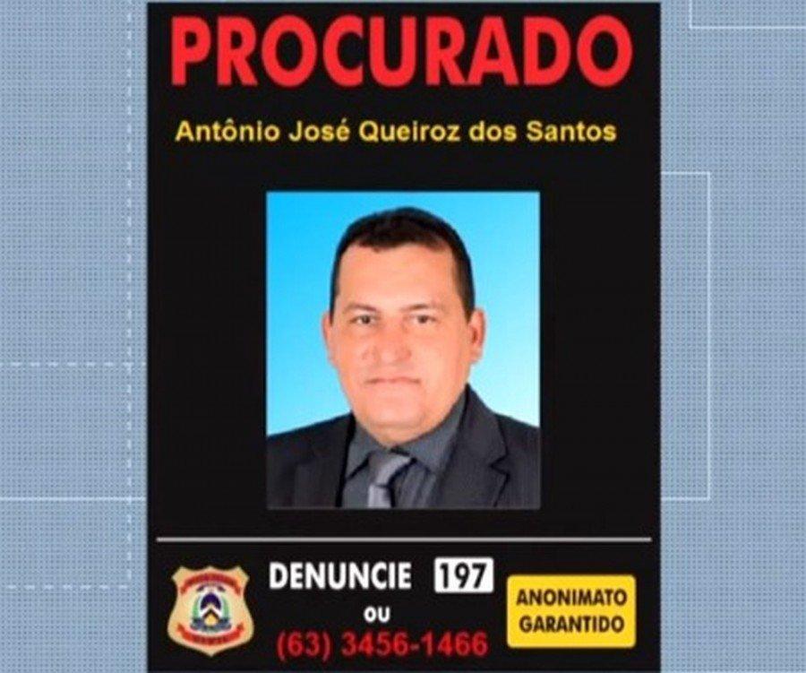 Décimo vereador de Augustinópolis que teve prisão decretada segue foragido da polícia