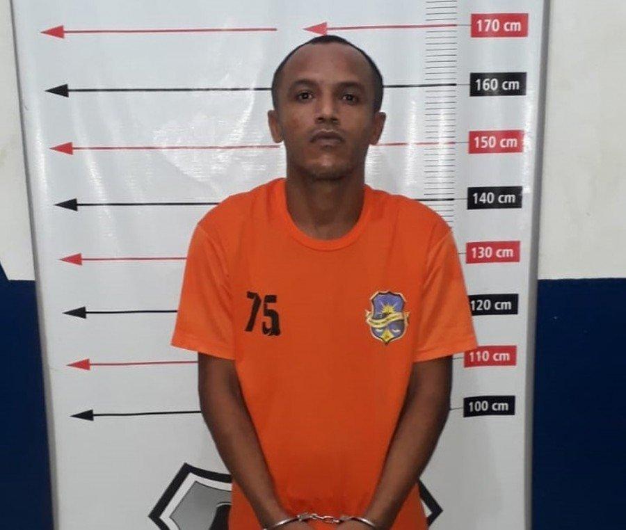 Eliandro Moraes da Silva tinha fugido da cadeia pública de Augustinópolis em dezembro de 2016