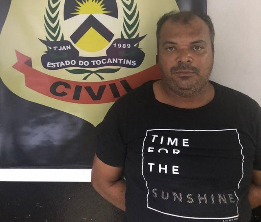 Suspeito teria ameaçado atirar em travestis (Foto: Divulgação/Polícia Civil)