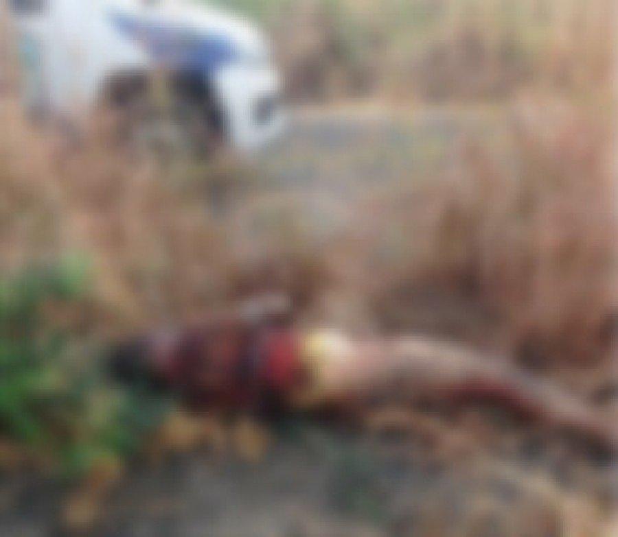 Mototaxista é encontrado morto, esfaqueado e nu em Grajaú-MA