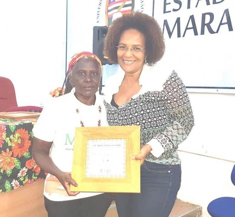 MIQCB recebeu homenagem durante Jornada de Ciências Sociais da Universidade Estadual do Maranhão