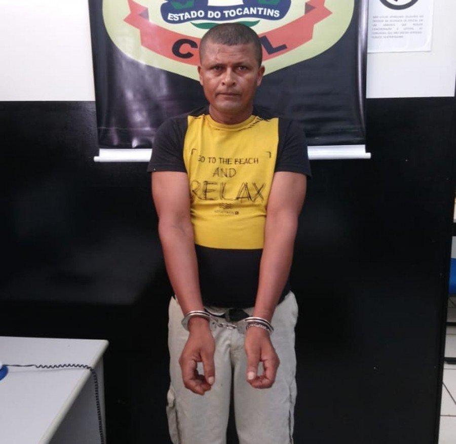 Silva é suspeito de cárcere privado e tortura (Foto: Divulgação/Polícia Civil)