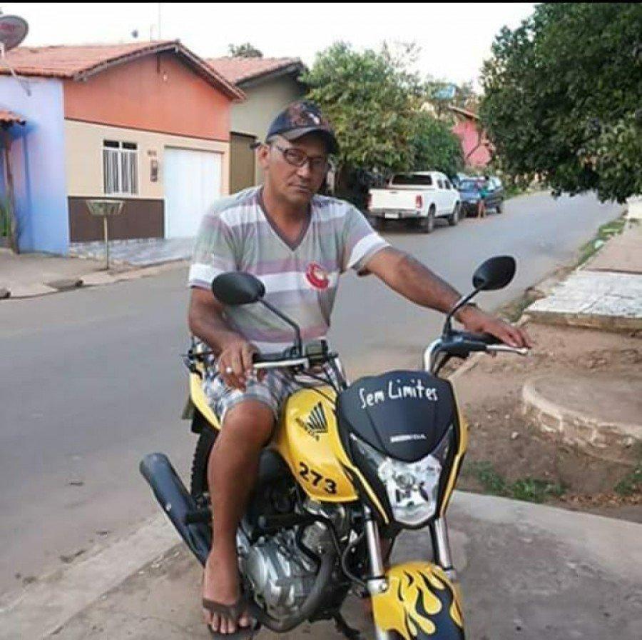 Mototaxista conhecido como Shirley
