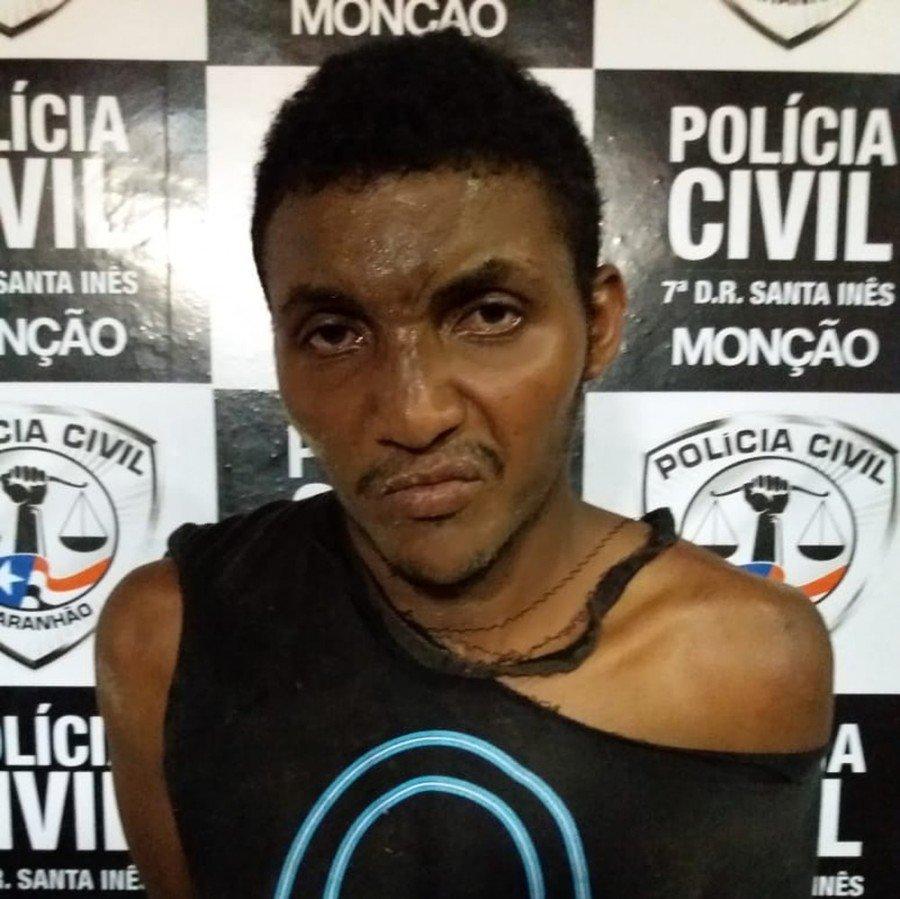 Suspeito de estuprar criança com paralisia cerebral é preso em Monção-MA