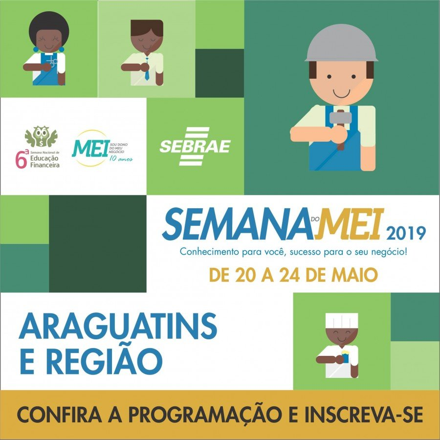 Sebrae prepara Semana do MEI no Bico do Papagaio