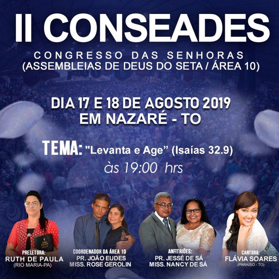 AD Ciadseta realizará CONSEADS em Nazaré nos dias 17 e 18 de agosto