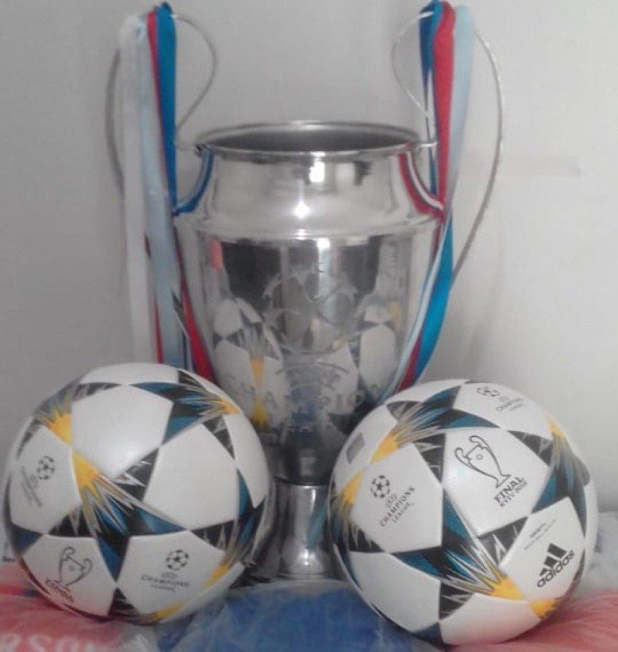 Craques disputaram a Champions League na sede da Escolinha de Futebol do Santos em Palmas