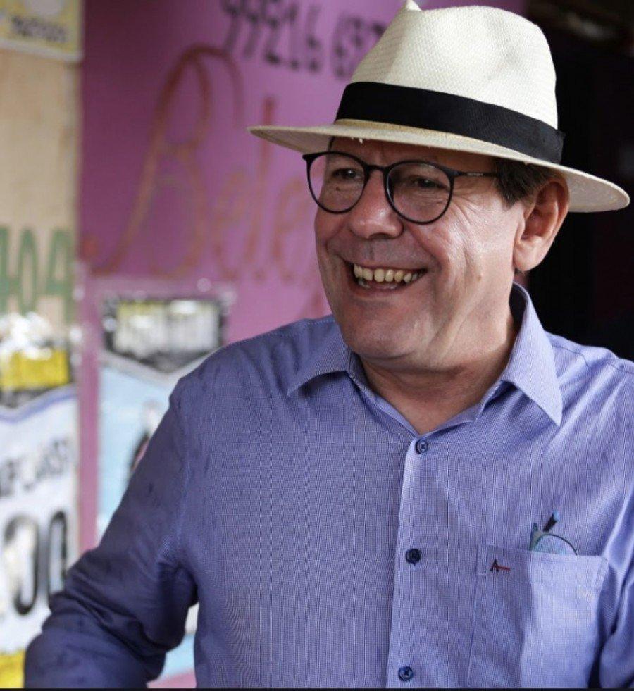 Prefeito de Araguaína, Ronaldo Dimas (Foto: Divulgação)