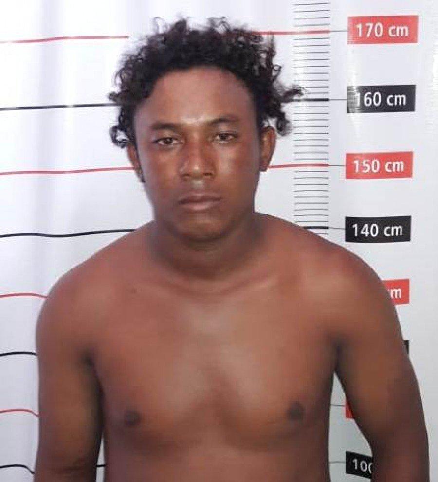 Polícia Civil prendeu em Arapoema o homicida foragido do Estado do Maranhão